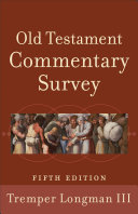 download ebook old testament commentary survey pdf epub