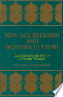 illustration New Age Religion and Western Culture, Esotericism in the Mirror of Secular Thought