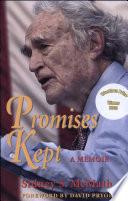 Promises Kept  a Memoir  c