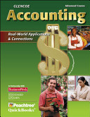 Glencoe Accounting Advanced Course, Student Edition