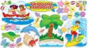 Tropical Paradise Bulletin Board