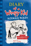Rodrick Rules (Diary of a Wimpy Kid #2) Book