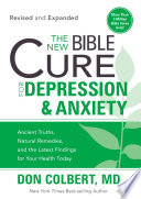 The New Bible Cure For Depression Anxiety