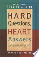 Hard Questions  Heart Answers