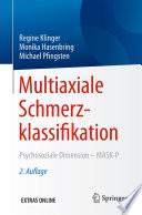 Multiaxiale Schmerzklassifikation