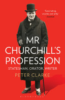 Mr Churchill's Profession