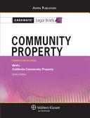 Community Property, Keyed to Bird