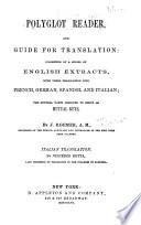 Polyglot Reader  and Guide for Translation  Spanish translation