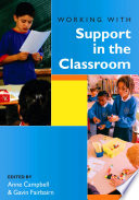 Working With Support In The Classroom