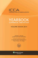 Yearbook Commercial Arbitration 2014