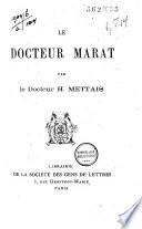 Le docteur Marat