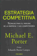Estrategia competitiva Book Cover