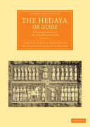 The Hedaya, Or Guide