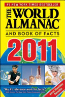 World Almanac  R  and Book of Facts 2011