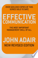 Effective Communication Revised Edition