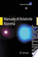 Manuale di Relativit   Ristretta