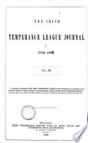 the irish temperance league journal for 1866