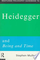 download ebook routledge philosophy guidebook to heidegger and being and time pdf epub