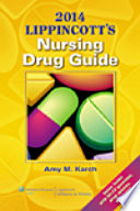 2014 Lippincott s Nursing Drug Guide