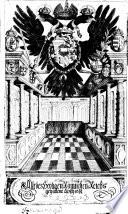 Aller dess Heil. Römischen Reichs gehaltene Reichstäge, Abschiede und Satzunge [bis 1654]