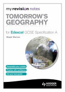 Tomorrow s Geography for Edexcel Gcse  Specification a