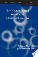 Transactional Analysis To Psychotherapy And This Book Provides An