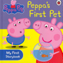 Peppa's First Pet : join peppa, george and mummy pig in...