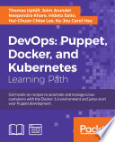 DevOps  Puppet  Docker  and Kubernetes