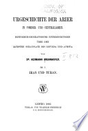Urgeschichte der Arier in Vorder- und Centralasien