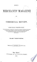 Merchants' Magazine and Commercial Review