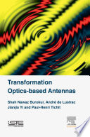 Transformation Optics based Antennas