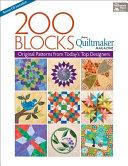 200 Blocks from Quiltmaker Magazine