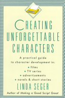 Creating Unforgettable Characters Book PDF