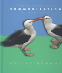 Communication With An Emphasis On Such Animals