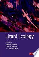 Lizard Ecology