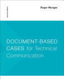 Document-Based Cases for Technical Communication