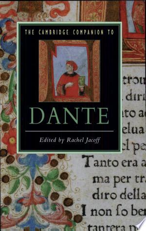 The Cambridge Companion to Dante - ISBN:9780521427425