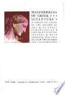 Masterpieces of Greek Sculpture