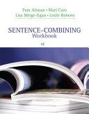 Sentence Combining Workbook