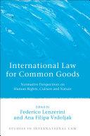 International Law for Common Goods