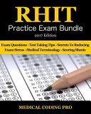 RHIT Practice Exam Bundle   2017 Edition