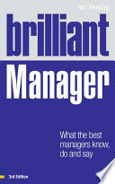 Brilliant Manager 3e