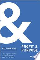 Profit Purpose book