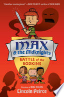 Max and the Midknights  Battle of the Bodkins Book PDF