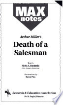 Death Of A Salesman By Arthur Miller Maxnotes