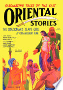 Oriental Stories, Vol. 1, No. 5 (Summer 1931) Frank Owen Otis Adelbert Kline