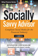 The Socially Savvy Advisor   Website