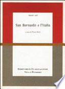 San Bernardo e l Italia