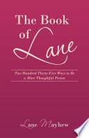 The Book of Lane