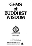 Gems of Buddhist wisdom